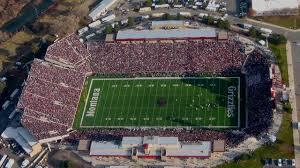 Washington Grizzly Stadium Missoula Mt Roadtrippers
