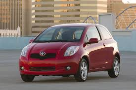 2007 Toyota Yaris Review - Top Speed