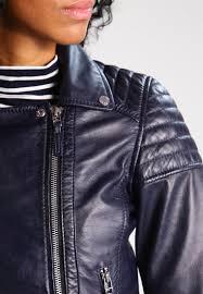 oakwood leather jacket navy blue women clothing jackets catalogo oakwood coats premier fashion