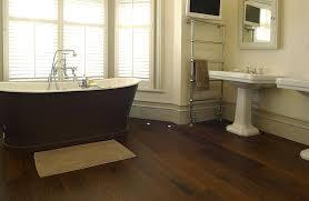 hardwood in bathroom inspiring should you install hardwood flooring in your bathroom or not for