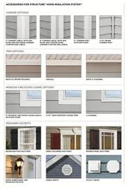 exterior vinyl decorative trim. this is the exterior solution(r). no other brand offers vinyl siding, decorative trim
