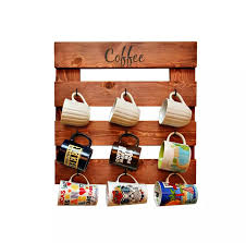 0 out of 5 stars, based on 0 reviews current price $32.98 $ 32. Expandable Wall Mounted Pine Wood Mug Holder Cup Carrier Display Rack Buy Coffee Mug Cup Display Rack Coffee Cup Holder Ceramic Coffee Cup Holder Product On Alibaba Com