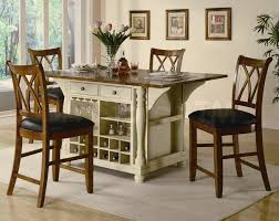 Kitchen Island Dining Table Photo   2