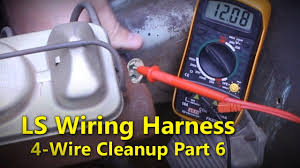 ls wiring harness part 6 project rowdy ep018 ls wiring harness part 6 project rowdy ep018