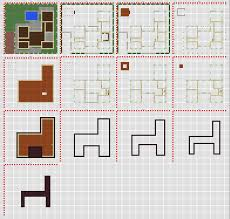 Small Picture minecraft modern house blueprints layer by layer Google Search