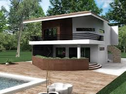 Small Picture Modern house plans design with pictures and interior design House