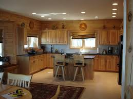 attractive kitchen ceiling lights ideas kitchen. Kitchen. Charming Ceiling Lights For Kitchen Ideas In RUstic Decoration With Solid Hardwood Attractive G