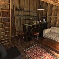 small cabin furniture. Candy Small Cabin Design 3 Furniture
