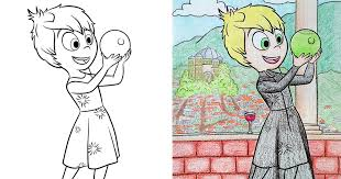 coloring in adults. Unique Adults 10 Times Adults Did Coloring Books For Kids And The Result Was  Hilariously NSFW  Bored Panda Inside In O