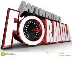 Winning Formula 3d Words Speedometer Best Strategy Stock Illustration -  Illustration of solving, planning: 46013041