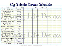 Home Maintenance Schedule Spreadsheet Home Maintenance Spreadsheet And Car Maintenance Handywoman