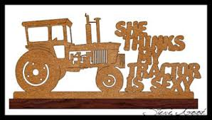 Free Scroll Saw Patterns Adorable Scrollsaw Workshop Tractor Scroll Saw Pattern