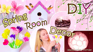 5 diy spring room decor ideas easy diy room decorations for