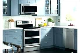 Small Under Counter Microwave Cabinet Ovens  Charming   Dimensions B9