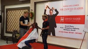 jawed habib hair beauty uni salon malakapur karad javed habib hair beauty uni salon beauty spas in karad justdial