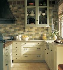 Carpenter Kitchen Cabinet Rustic Hickory Kitchen Cabinets Kitchen Farmhouse With Cabinet