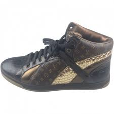 Stellar Leather Trainers
