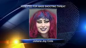 "Florida woman arrested for threatening to ""shoot everyone"" at nearest  elementary school"