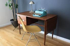 mid century desk design in stylish and attractive models fascinating mid century desk at chair mid century office
