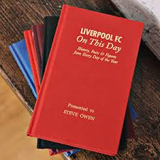 an attractive little book full of liverpool factspersonalised
