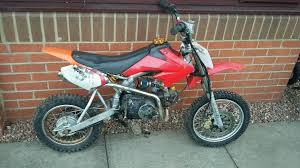 110cc pit bike in chester le street county durham gumtree