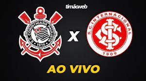Ao Vivo: Corinthians x Internacional, pela Copa São Paulo