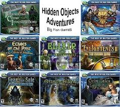 Download free hidden object games for pc! Big Fish Games Hidden Object Adventures Windows Pc Xp Vista 7 8 10 Sealed New Ebay