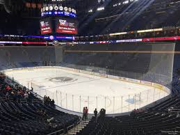 Keybank Arena Hockey Seating Chart Keybank Center Section 202 Buffalo Sabres Rateyourseats Com