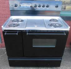 liance city frigidaire 40 inch electric range double oven 4 electric range n35