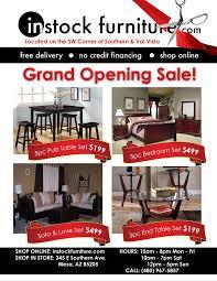 furniture store grand opening flyer Dolapmagnetbandco