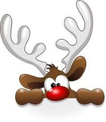 reindeer christmas clipart. Plain Clipart Free To Use U0026 Public Domain Reindeer Clip Art In Christmas Clipart S