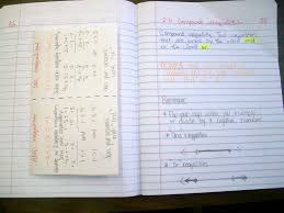 compound inequality notes