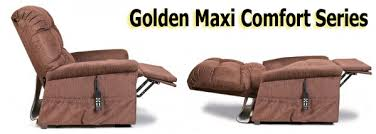 golden lift chair. Maxi Comfort Lift Chair Golden Technologies