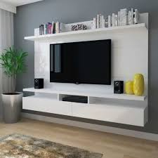 Surprising Idea Wall Mount Tv Stand With Shelves Delightful Decoration Best  25 Shelf Ideas Only On Pinterest