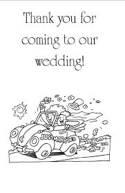 Wedding Colouring Book Printable Image Gallery Wedding Coloring
