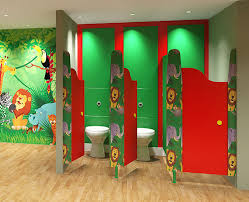 preschool bathroom door. Play Time - MFC Small Children\u0027s Toilet Cubicles (WCPTMFC) Preschool Bathroom Door