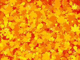 Fall Leaf Pattern Best Colorful Warm Autumn Leaf Pattern Background EPS 48 Vector File