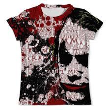 Купить одежду Джокер, футболки с Джокером на заказ в ...