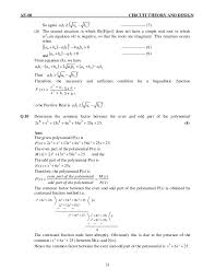 circuit theory  31