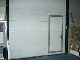 garage door with a man door man door in garage door man door in garage door