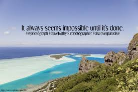Beautiful Island Quotes Best of Travel Quote With The Beautiful And Unknow Little Island Of French
