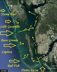 Tide Chart For Venice Fl Tides For Charlotte Harbor Southwest Florida From Fishin