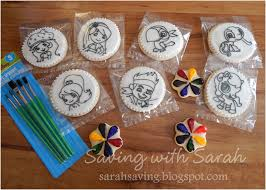 How To Make Coloring Book Cookiesl