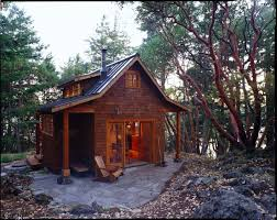 One of the most popular small cabins we featured last year was a cabin  modeled after