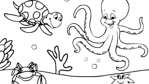 Free Ocean Coloring Pages H3505 Free Printable Ocean Coloring Pages