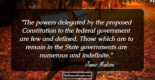 James Madison Quotes Unique 48 Notable Quotes By James Madison Father Of The American Constitution