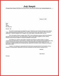 Cover Letter Title Examples Memo Example