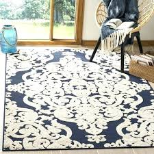 safavieh blossom navy rug indoor outdoor area lend space defining taupe