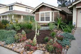 Small Picture lawnless front yard northern california Home Landscape Plan