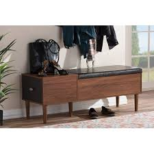 Entry benches shoe storage Walmart Architecture Dark Brown Entryway Bench Shoe Organizer Sheffield Rc Willey Pertaining To Storage Design 17 Diy Dipped Bench Shoe Storage Nepinetworkorg